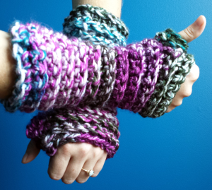 Wrist Warmers Crochet Pattern