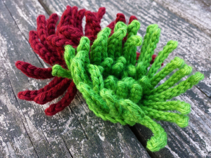 Spider Mum Flower FREE Crochet Pattern by Unseign
